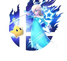 Smash Rosalina by Jp-3