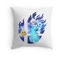 Smash Rosalina Throw Pillow