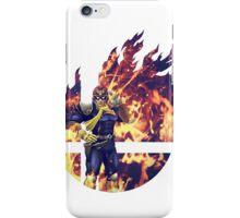 Smash Captain Falcon (Brawl) iPhone Case/Skin
