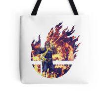 Smash Captain Falcon (Brawl) Tote Bag