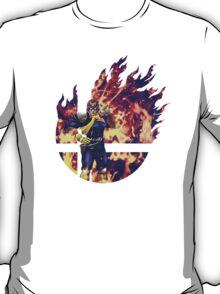 Smash Captain Falcon (Brawl) T-Shirt
