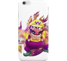 Smash Wario iPhone Case/Skin
