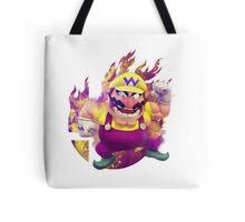Smash Wario Tote Bag