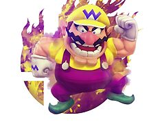 Smash Wario by Jp-3