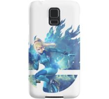 Smash Zero Suit Samus Samsung Galaxy Case/Skin