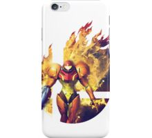 Smash Samus iPhone Case/Skin