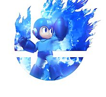 Smash Megaman by Jp-3