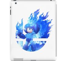 Smash Megaman iPad Case/Skin