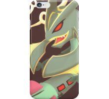 Rayquaza, v2 iPhone Case/Skin
