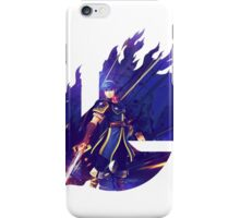 Smash Marth iPhone Case/Skin