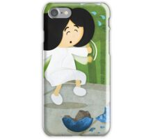 Star Wars babies - inspired by Princess Leia iPhone Case/Skin