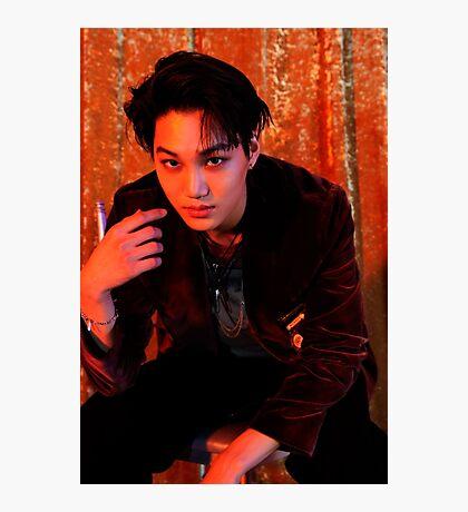 EXO Lotto Kai Photographic Print
