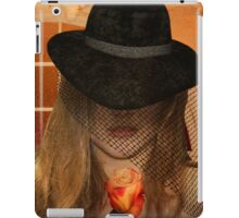 Mysterious iPad Case/Skin