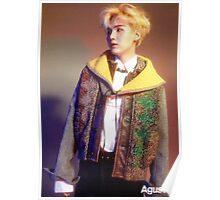 Agust D - Photoshoot #1 Poster
