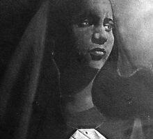 Tuareg Woman by Omar Dakhane