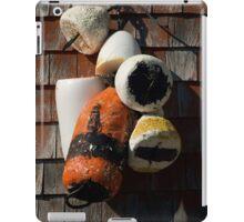 Lobster floats ~ Peggy's Cove Nova Scotia iPad Case/Skin
