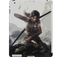 Tomb Raider v3 iPad Case/Skin