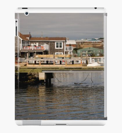 Chester Village Nova Scotia Canada iPad Case/Skin