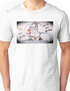 Don't Let Harim Cluck your Health Unisex T-Shirt