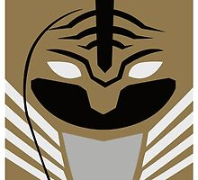 White Ranger Power Rangers by metroemporium