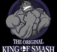The Original King of Smash (Grey Edition) by pitaman