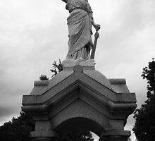 Greenwood Cemetery Sculpture by Lagoldberg28