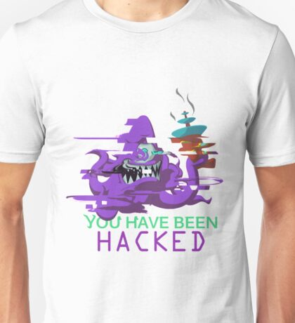 Overwatch Sombra Spray Hacked Unisex T-Shirt