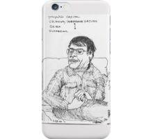 Grief & Suffering iPhone Case/Skin
