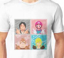 Miyamoto and His Crew Unisex T-Shirt