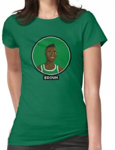 Dee Brown - Celtics Womens Fitted T-Shirt