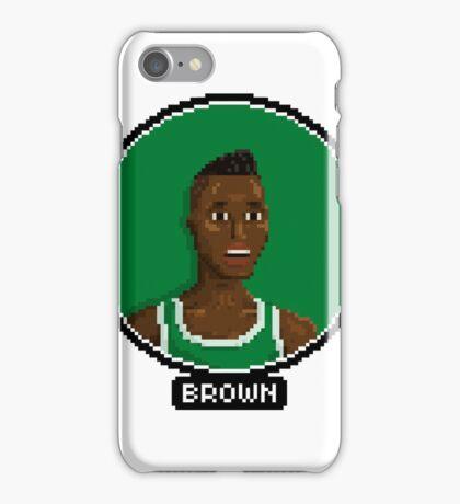 Dee Brown - Celtics iPhone Case/Skin