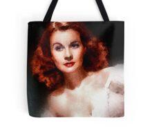 Vivien Leigh Hollywood Actress Tote Bag