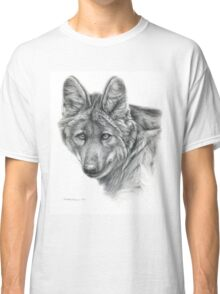 Maned Wolf g40 by schukina Classic T-Shirt