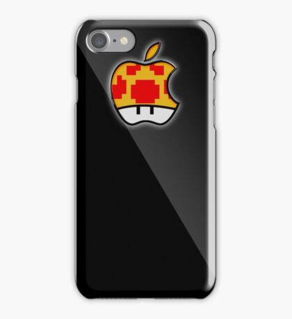 Mushroom Apple 2 iPhone Case/Skin