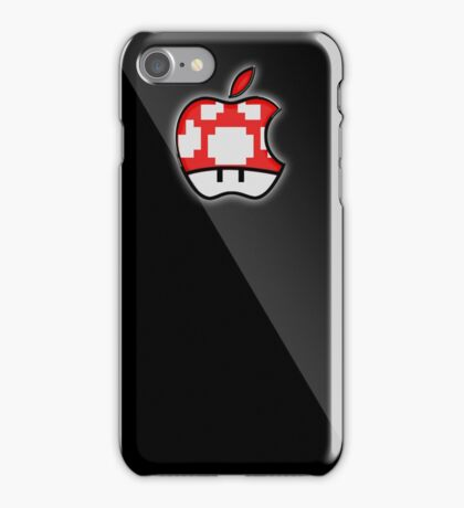 Mushroom Apple iPhone Case/Skin