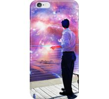 Space Docks -Commercial- iPhone Case/Skin