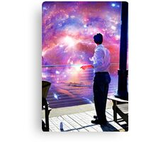Space Docks -Commercial- Canvas Print