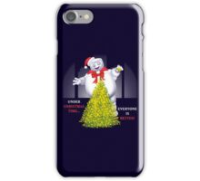 Christmas Staypuft iPhone Case/Skin