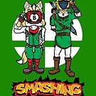 Smashing- X by DoctorJamesWF