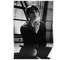 EXO Lotto Baekhyun Poster
