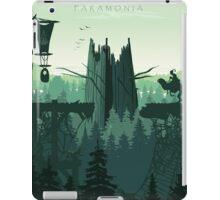 Paramonia iPad Case/Skin
