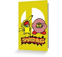 Smashing- A Greeting Card