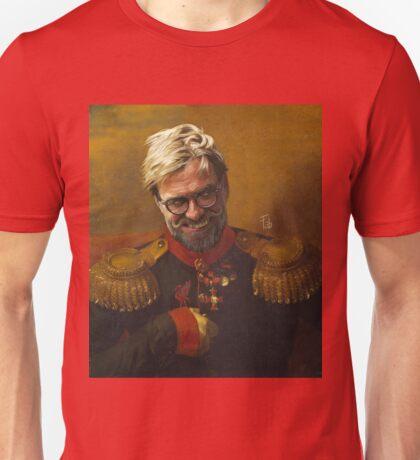 Jurgen Klopp - das Normal One Unisex T-Shirt