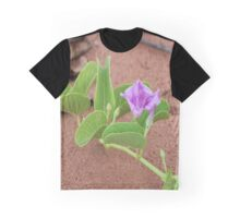 Wild Flower Graphic T-Shirt