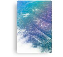 Spectrum Range Canvas Print