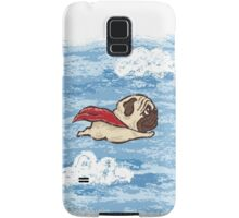Flying Pug Samsung Galaxy Case/Skin