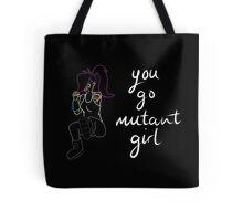 Futurama - You Go Mutant Girl Tote Bag