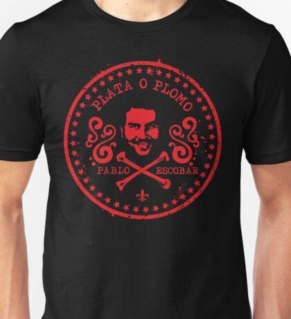 "Pablo Escobar ""The Bloody Pablo"" Unisex T-Shirt"