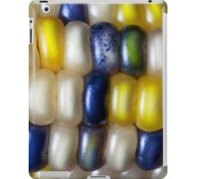 Flint Corn Color iPad Case/Skin