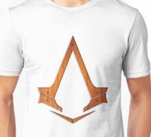 ASSASSINS - wood version Unisex T-Shirt